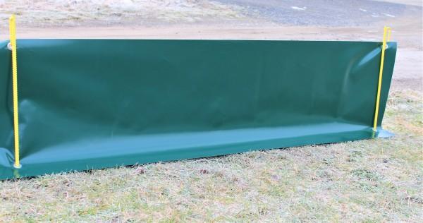 Reptilienschutzzaun/Amphibienschutzzaun 80 cm hoch