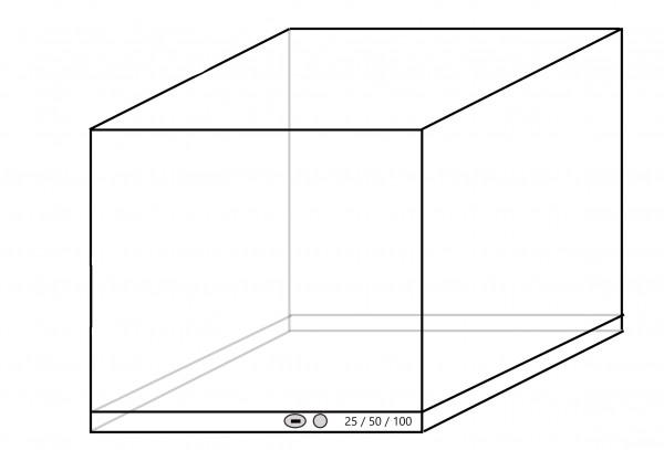PVC-Plane (Haube) 680g/m² nach Maß