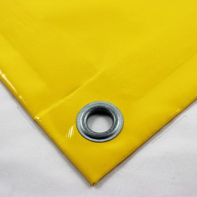 mit saum und sen alle 50cm gelb h e l p technische planenkonfektions gmbh. Black Bedroom Furniture Sets. Home Design Ideas