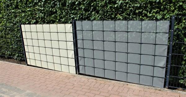 Sichtschutzstreifen PVC NETZ individuell