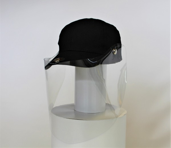 Corona-Schutzkappe (Schutzvisier)