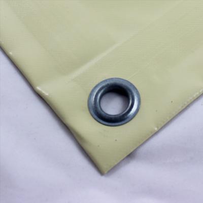 mit saum und sen alle 50cm beige h e l p technische planenkonfektions gmbh. Black Bedroom Furniture Sets. Home Design Ideas