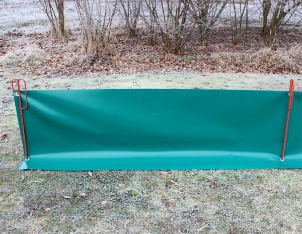 Reptilienschutzzaun 70 cm hoch