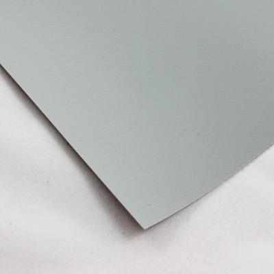 ohne Saum und ohne Ösen, grau RAL 7038