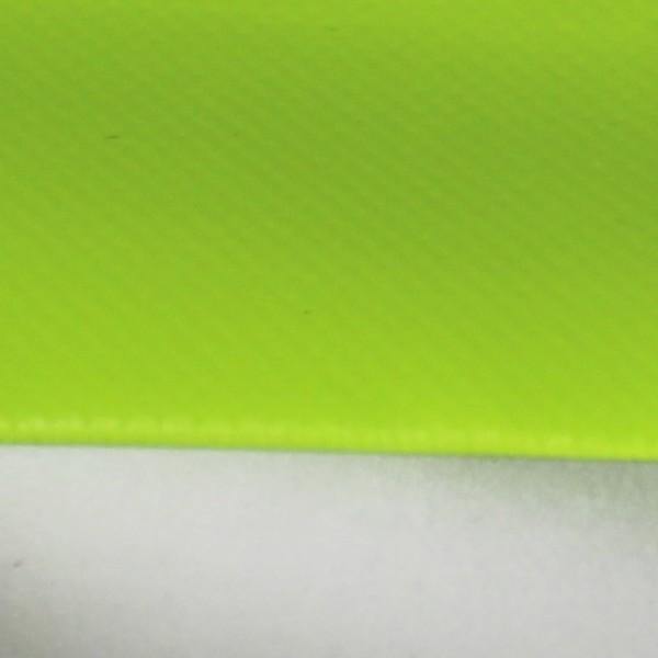 PVC matt mit Saum und ohne Ösen, grasgrün
